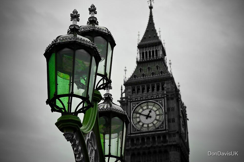 Green Light for Big Ben by DonDavisUK