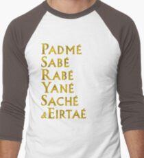 We are Brave Your Highness Men's Baseball ¾ T-Shirt