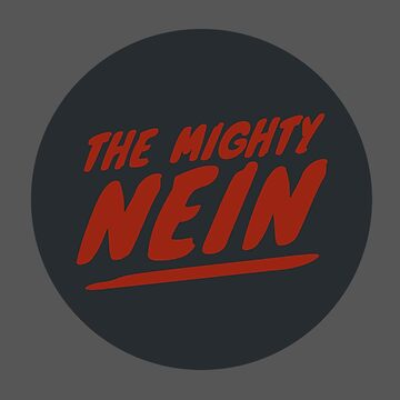 Mighty Nein Retro Logo - Blacksmith by JMendezArt