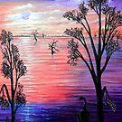 Purple Moon by Linda Callaghan