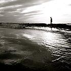 """Exploring""  Black & White by Tim&Paria Sauls"