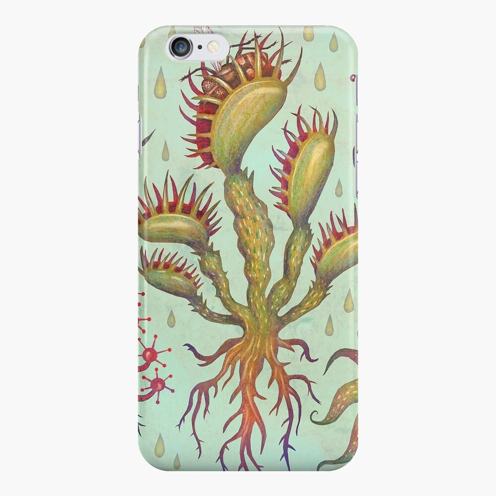 Carnivorous plants iPhone Cases & Covers