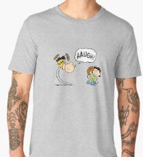 Charlie Brown Football Men's Premium T-Shirt