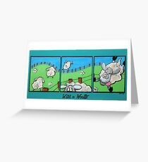 Wild and Woolley Greeting Card