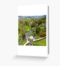 Ireland - View from Blarney Castle Greeting Card