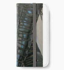 Knee High Combat Boots iPhone Wallet/Case/Skin