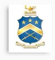 Pi Kappa Phi Coat of Arms – 2014   United States Metal Print