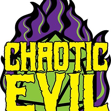 Chaotic Evil by toxicfixx