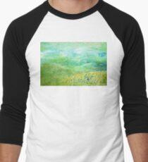Green Sky Men's Baseball ¾ T-Shirt