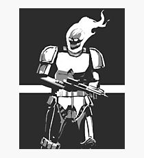 Ghost Rider Storm Trooper Photographic Print