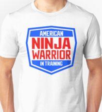 Ninja warrior in training Unisex T-Shirt
