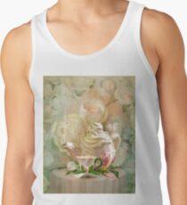 Tea And Roses 2 Tank Top