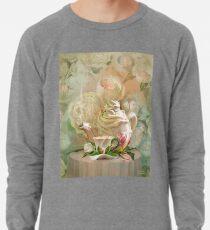 Tea And Roses 2 Lightweight Sweatshirt