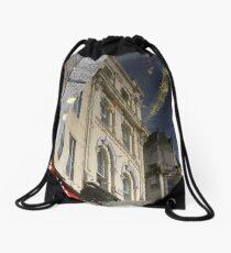 Predilection for Reflection 10 Drawstring Bag