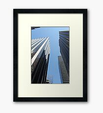 New York, #New, #York, #NewYork, New York City, #NewYorkCity Framed Print