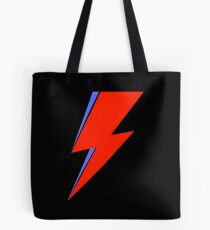 Bowie Ziggy  Tote Bag