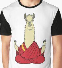 Dali Llama Graphic T-Shirt