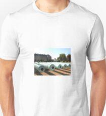 Cannon in Paris France Unisex T-Shirt