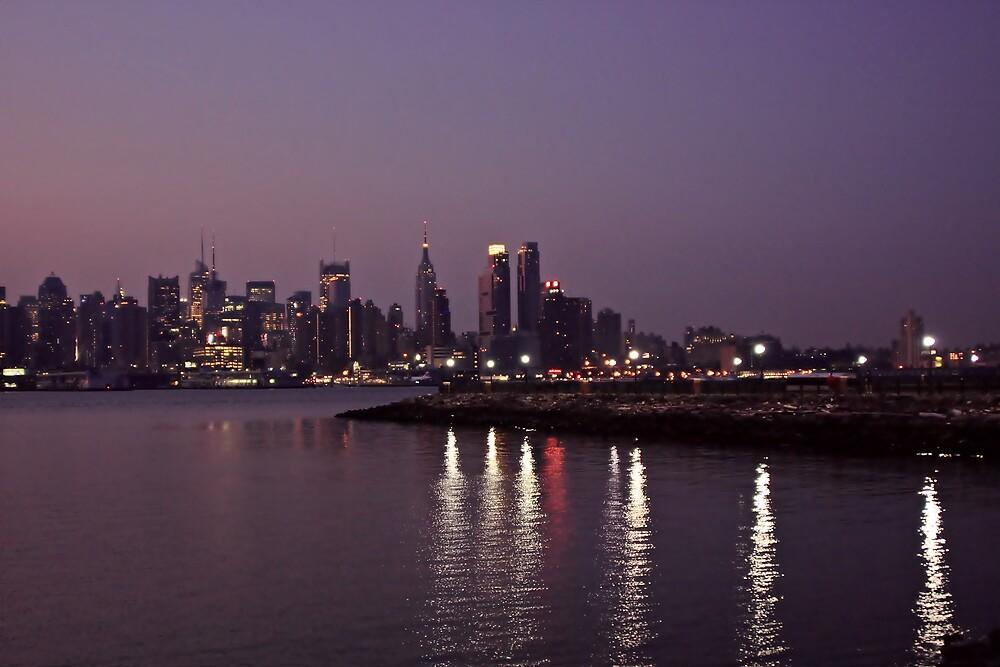 Gotham City by pmarella