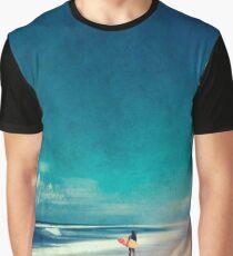 Summer Days - Going Surfing Graphic T-Shirt