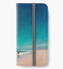 Summer Days - Going Surfing iPhone Wallet/Case/Skin