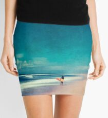 Summer Days - Going Surfing Mini Skirt