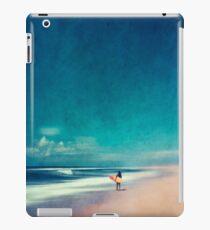 Summer Days - Going Surfing iPad Case/Skin
