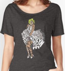 Norma jean Women's Relaxed Fit T-Shirt