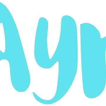 Ayr - Sky Blue by FTML
