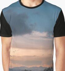 Panoramic Dawn Graphic T-Shirt