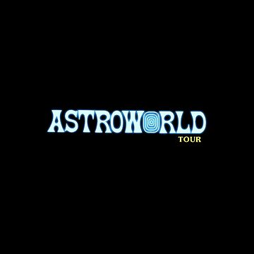 Astroworld Tour Logo by eightyeightjoe