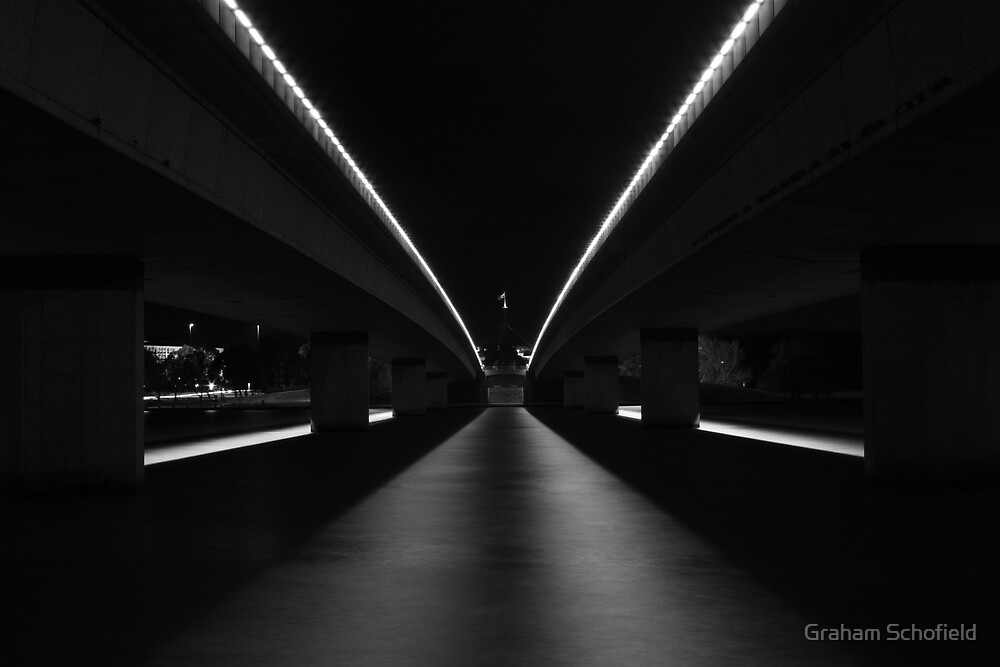 Commonwealth Avenue Bridge by Graham Schofield