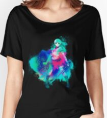 Moe most systems colorful Women's Relaxed Fit T-Shirt