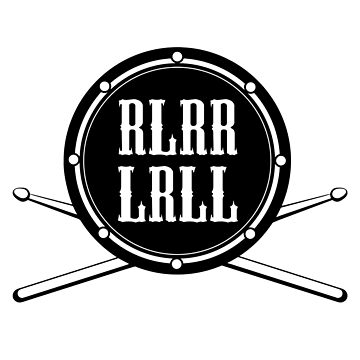 RLRR LRLL Paradiddle with Drum by CasualMood