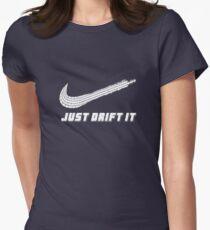 Just Drift It - Drift lover Women's Fitted T-Shirt