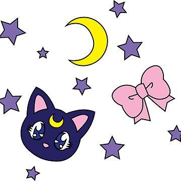 Luna Blanket by charliegdesign