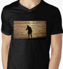 Musician  Men's V-Neck T-Shirt