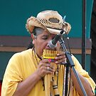 Cinco de Mayo Entertainer by Susan Russell
