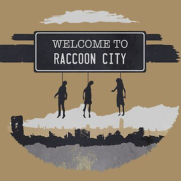 Welcome to Raccoon City by mctees