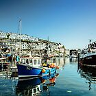 Mevagissey Morning by Lissywitch