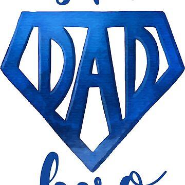 super dad hero by silemhaf