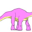 apatosaurus  by Matt Mawson