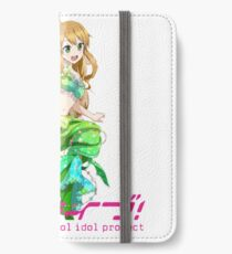 Hoshii Miki (Love Live) iPhone Wallet/Case/Skin