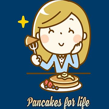 pancake omelette foodie food addict by untagged-shop