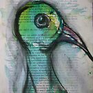 Bird (sketchbook an other one) by bernard lacoque
