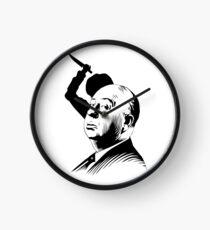 Alfred Hitchcock Clock