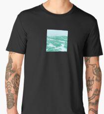seaside rock  Men's Premium T-Shirt
