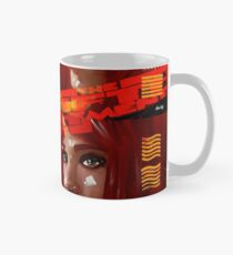 A digital painting for the movie fifth element  Mug