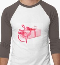 Holiday Gift Men's Baseball ¾ T-Shirt