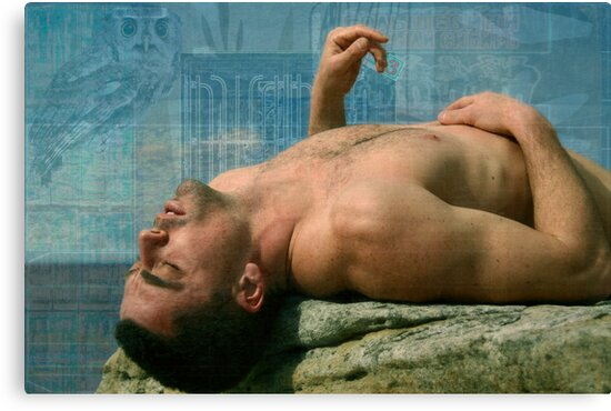 Agony or Ecstasy by Mark Richards
